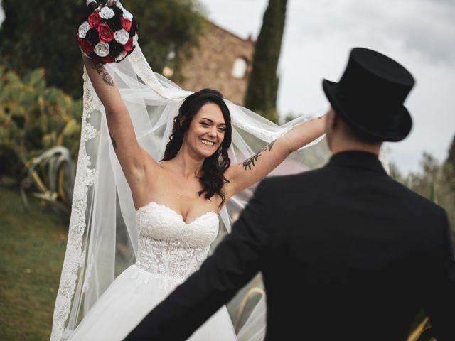 Il matrimonio di Andrea e Gemma a Massa Marittima, Grosseto 83