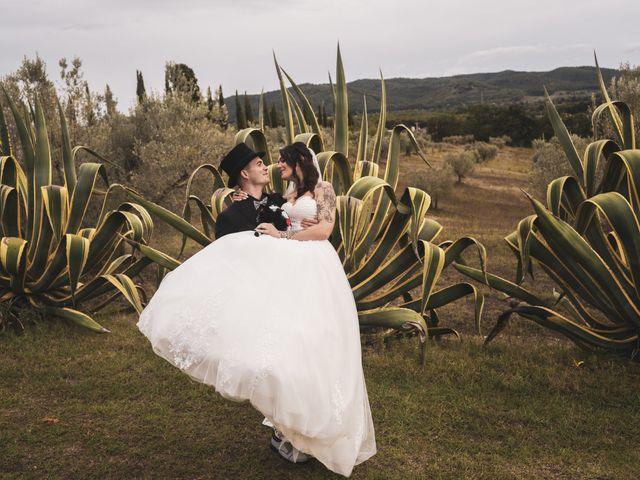 Il matrimonio di Andrea e Gemma a Massa Marittima, Grosseto 85