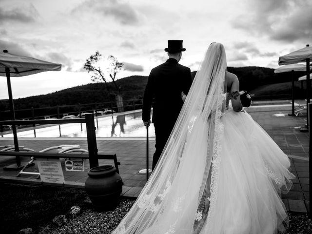 Il matrimonio di Andrea e Gemma a Massa Marittima, Grosseto 86