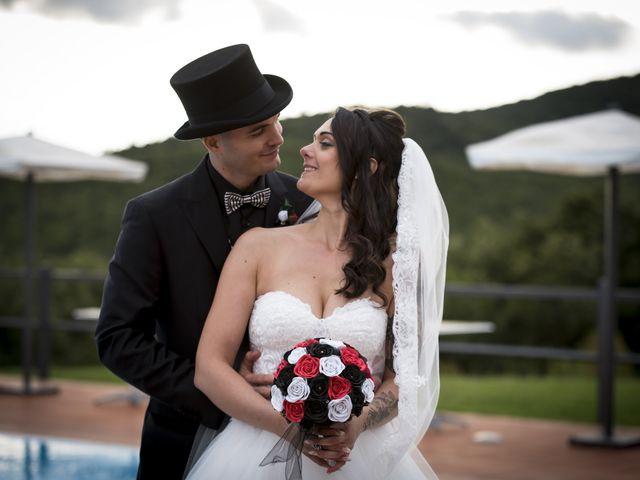 Il matrimonio di Andrea e Gemma a Massa Marittima, Grosseto 87