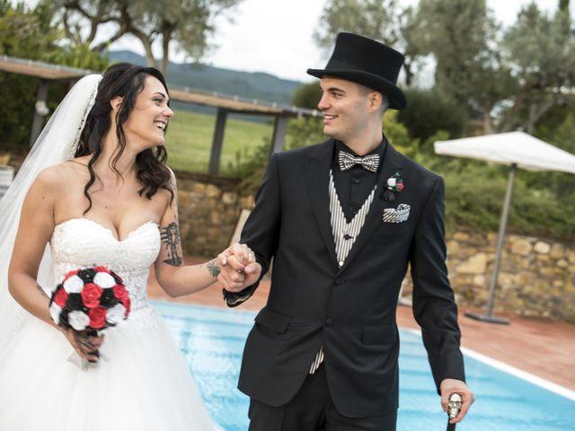 Il matrimonio di Andrea e Gemma a Massa Marittima, Grosseto 89
