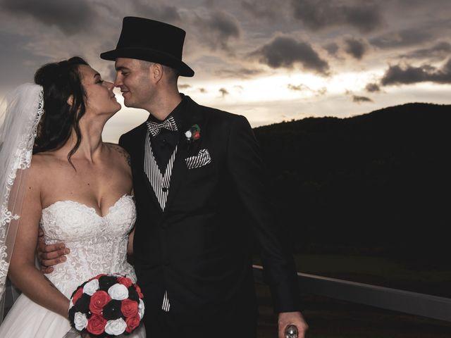 Il matrimonio di Andrea e Gemma a Massa Marittima, Grosseto 90