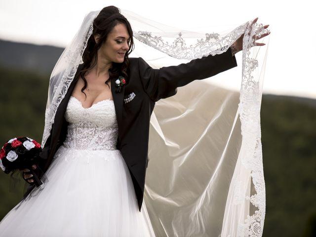Il matrimonio di Andrea e Gemma a Massa Marittima, Grosseto 92