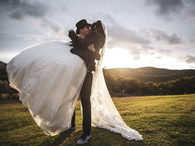 Il matrimonio di Andrea e Gemma a Massa Marittima, Grosseto 7