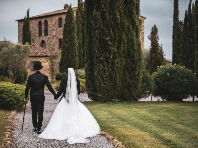 Il matrimonio di Andrea e Gemma a Massa Marittima, Grosseto 8
