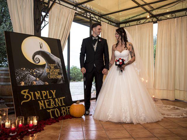 Le nozze di Gemma e Andrea