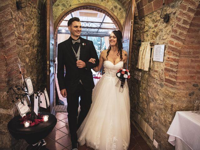 Il matrimonio di Andrea e Gemma a Massa Marittima, Grosseto 99
