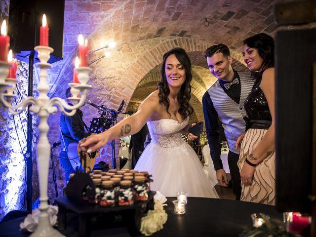 Il matrimonio di Andrea e Gemma a Massa Marittima, Grosseto 102