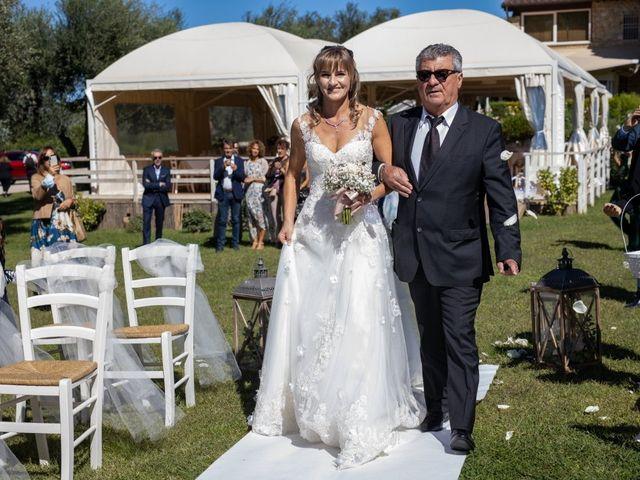 Il matrimonio di Marinela e Fabio a Grosseto, Grosseto 19