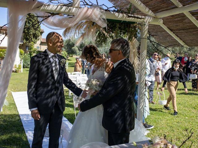Il matrimonio di Marinela e Fabio a Grosseto, Grosseto 20