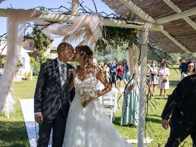 Il matrimonio di Marinela e Fabio a Grosseto, Grosseto 21