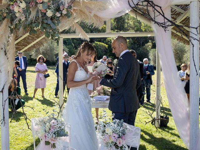 Il matrimonio di Marinela e Fabio a Grosseto, Grosseto 23