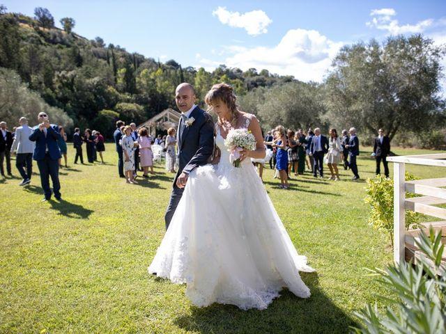 Il matrimonio di Marinela e Fabio a Grosseto, Grosseto 25