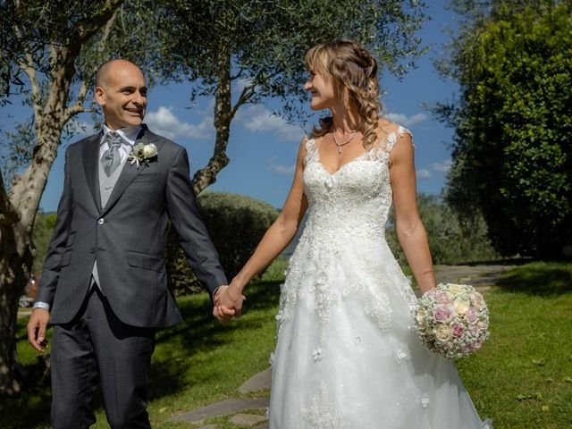 Il matrimonio di Marinela e Fabio a Grosseto, Grosseto 43
