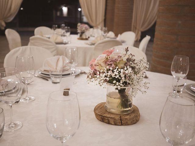 Il matrimonio di Fabio e Sabrina a Montaione, Firenze 61