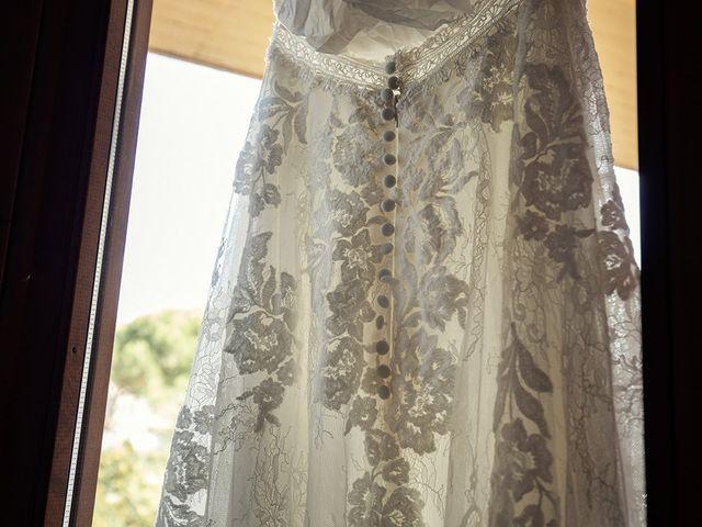 Il matrimonio di Fabio e Sabrina a Montaione, Firenze 5