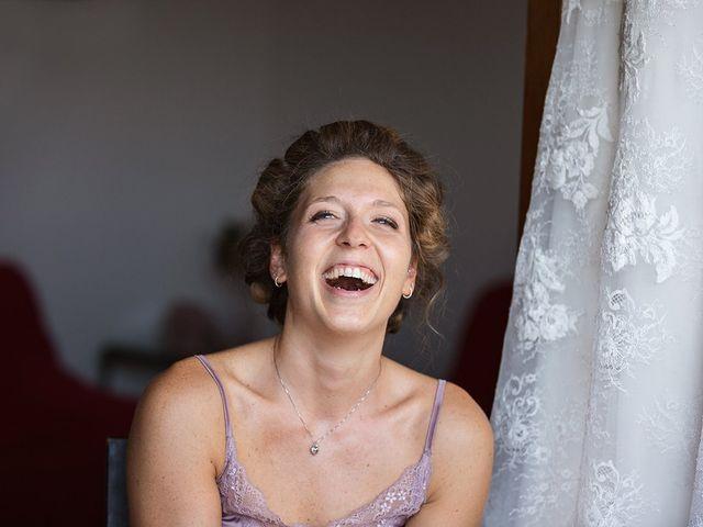 Il matrimonio di Fabio e Sabrina a Montaione, Firenze 10