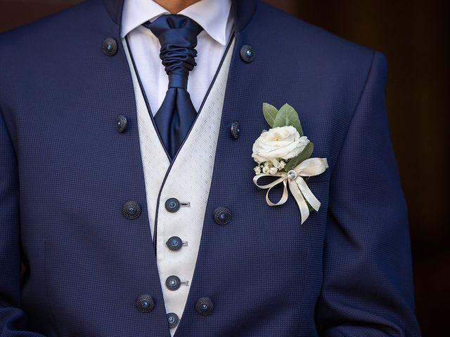 Il matrimonio di Fabio e Sabrina a Montaione, Firenze 16