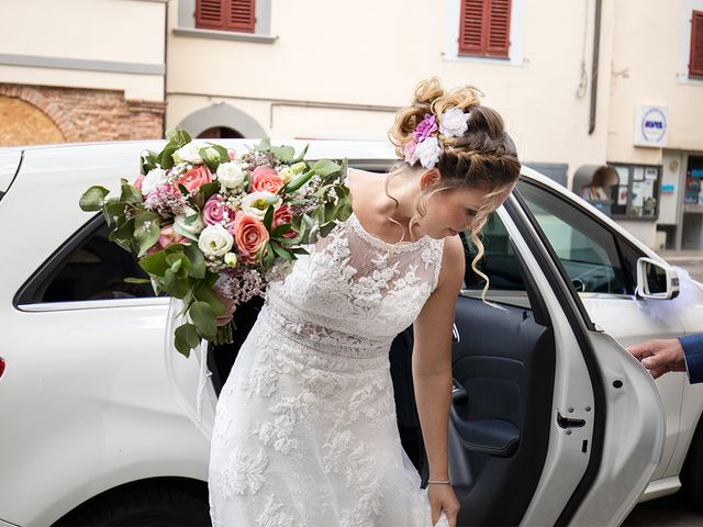 Il matrimonio di Fabio e Sabrina a Montaione, Firenze 18