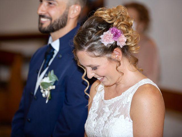 Il matrimonio di Fabio e Sabrina a Montaione, Firenze 19