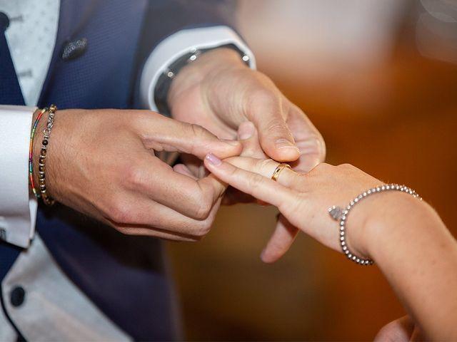 Il matrimonio di Fabio e Sabrina a Montaione, Firenze 25