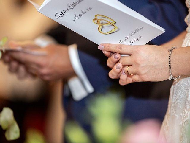 Il matrimonio di Fabio e Sabrina a Montaione, Firenze 27