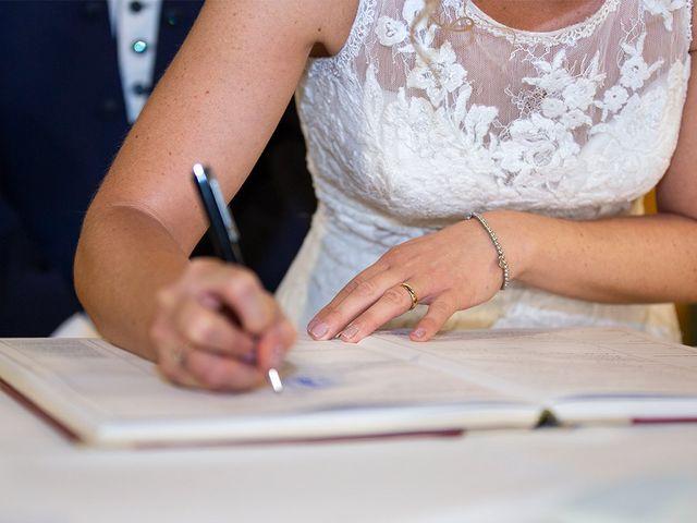 Il matrimonio di Fabio e Sabrina a Montaione, Firenze 30