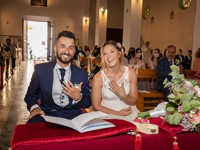 Il matrimonio di Fabio e Sabrina a Montaione, Firenze 31
