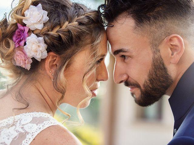 Il matrimonio di Fabio e Sabrina a Montaione, Firenze 39