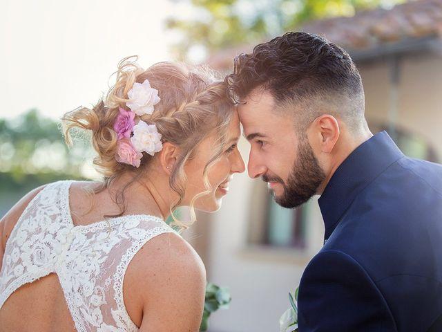 Il matrimonio di Fabio e Sabrina a Montaione, Firenze 40