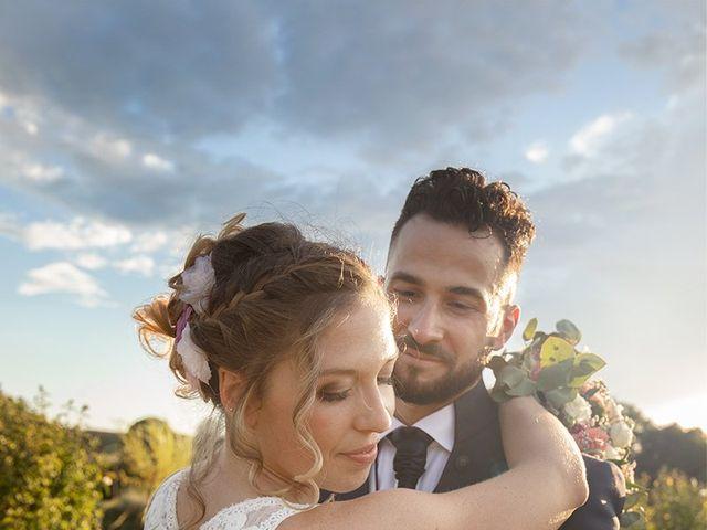 Il matrimonio di Fabio e Sabrina a Montaione, Firenze 43