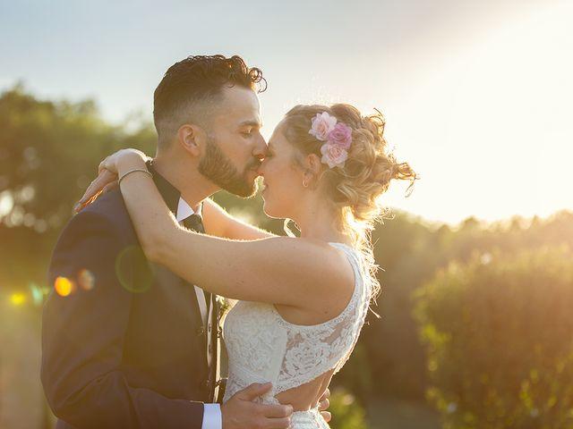 Il matrimonio di Fabio e Sabrina a Montaione, Firenze 45