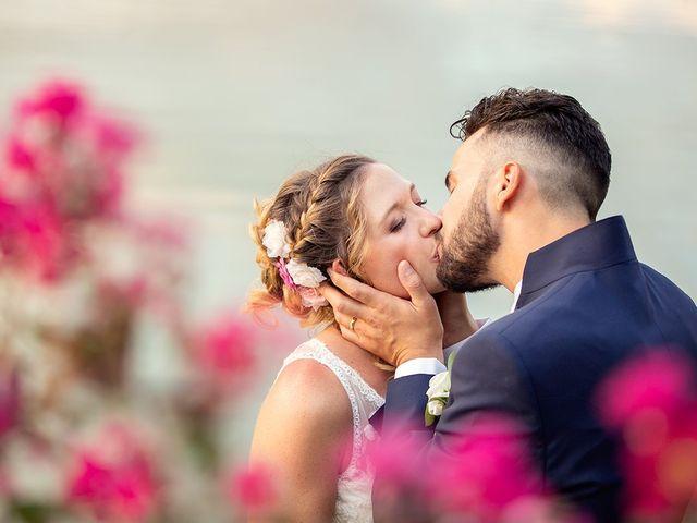 Il matrimonio di Fabio e Sabrina a Montaione, Firenze 53