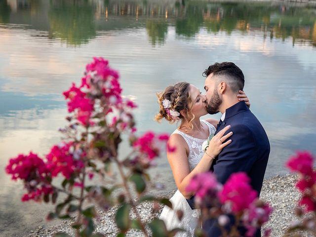 Il matrimonio di Fabio e Sabrina a Montaione, Firenze 54