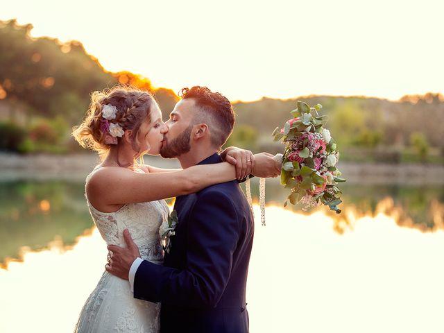 Il matrimonio di Fabio e Sabrina a Montaione, Firenze 55