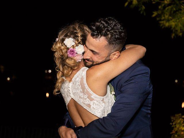 Il matrimonio di Fabio e Sabrina a Montaione, Firenze 69