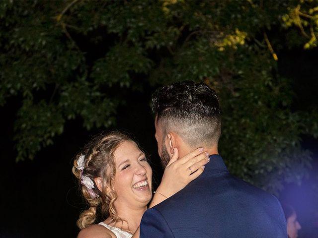 Il matrimonio di Fabio e Sabrina a Montaione, Firenze 70