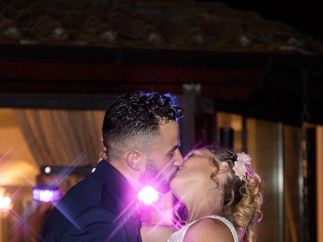 Il matrimonio di Fabio e Sabrina a Montaione, Firenze 72