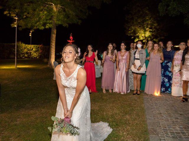 Il matrimonio di Fabio e Sabrina a Montaione, Firenze 75