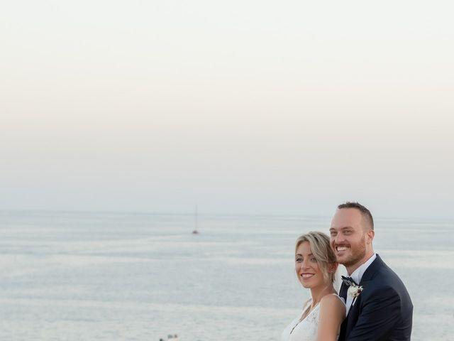Il matrimonio di Saverio e Bianca a Santa Cesarea Terme, Lecce 6