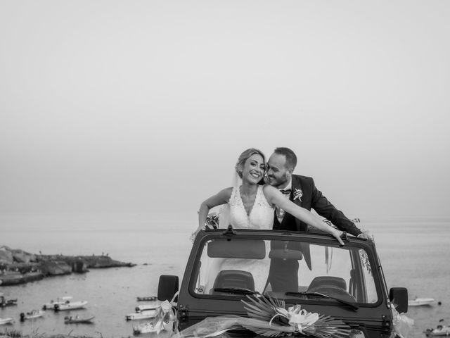 Il matrimonio di Saverio e Bianca a Santa Cesarea Terme, Lecce 10