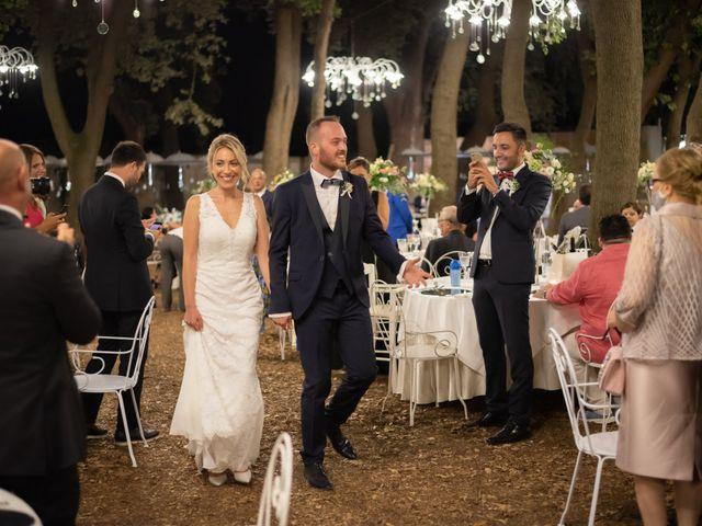 Il matrimonio di Saverio e Bianca a Santa Cesarea Terme, Lecce 14