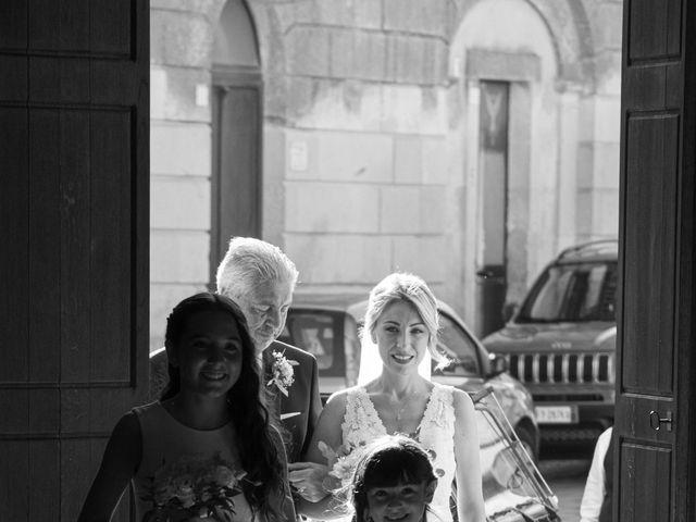 Il matrimonio di Saverio e Bianca a Santa Cesarea Terme, Lecce 17