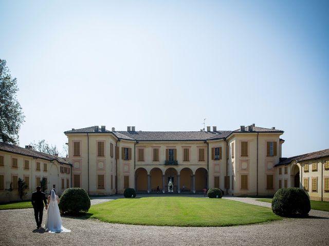 Il matrimonio di Paolo e Adelaide a Pavia, Pavia 24