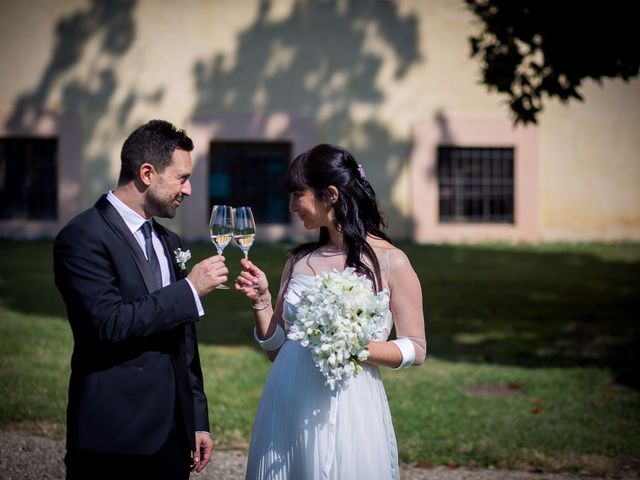 Il matrimonio di Paolo e Adelaide a Pavia, Pavia 26