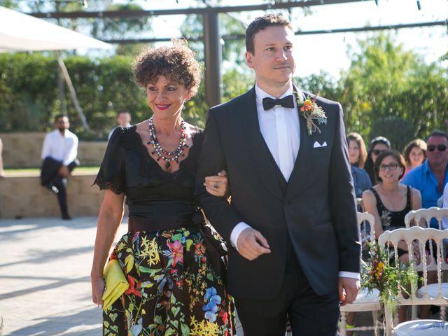 Il matrimonio di Mirko e Valeria a Castel San Pietro Terme, Bologna 6