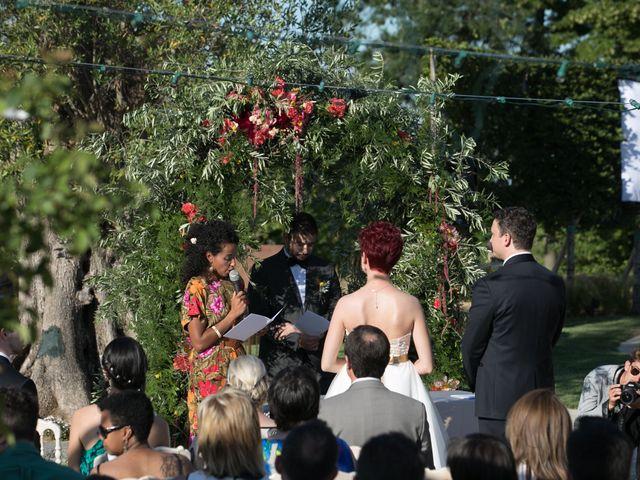 Il matrimonio di Mirko e Valeria a Castel San Pietro Terme, Bologna 9