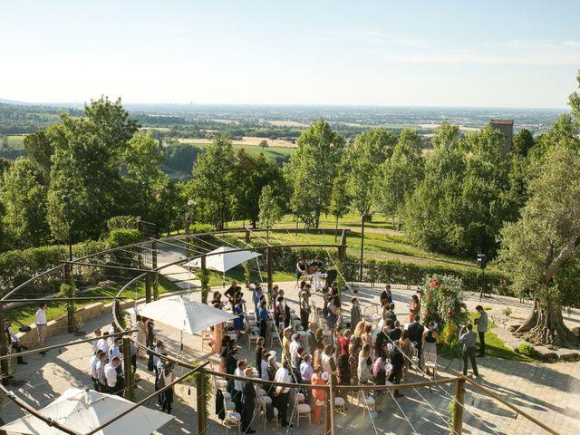 Il matrimonio di Mirko e Valeria a Castel San Pietro Terme, Bologna 7