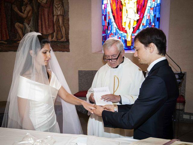 Il matrimonio di Donatello e Laura a Treviglio, Bergamo 30