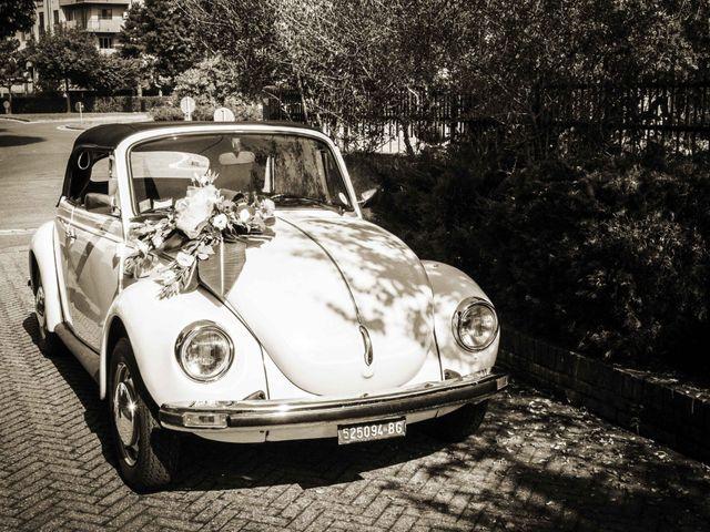 Il matrimonio di Donatello e Laura a Treviglio, Bergamo 39